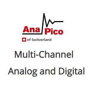 AnaPico Многоканални аналогови и цифрови (векторни) генератори на сигнали