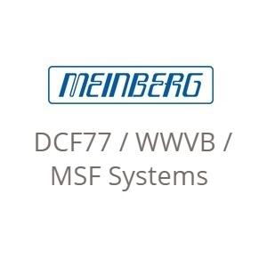 Meinberg DCF77 / WWVB / MSF системи
