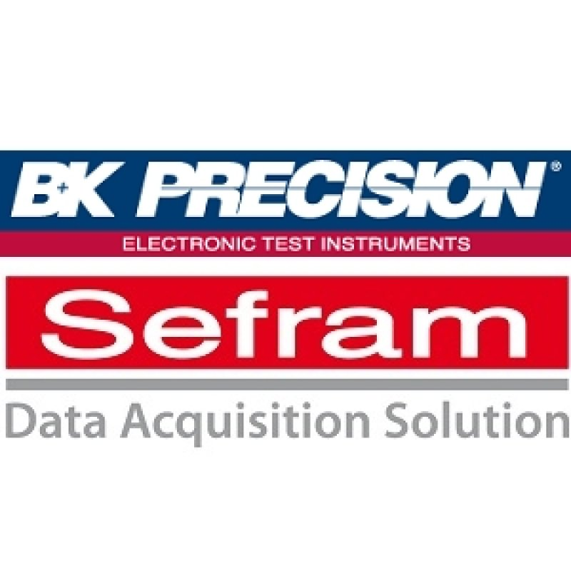 New Partner B&K Precision Corporation and Sefram