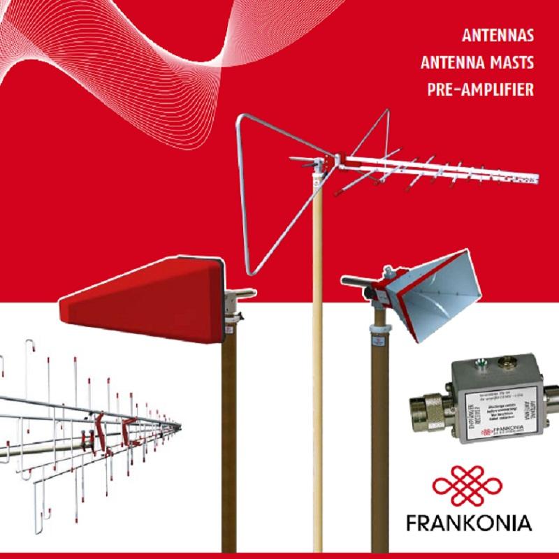 Antennas Komplett Frankonia