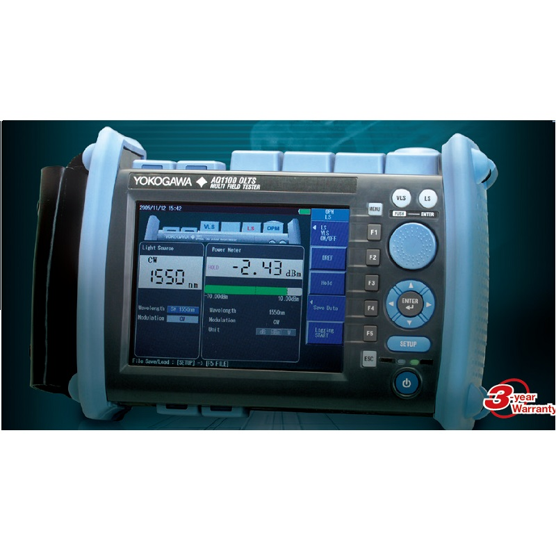 Yokogawa AQ1100 OPTICAL LOSS TEST SET
