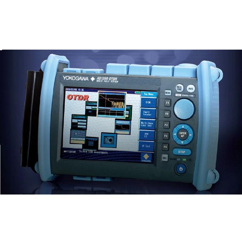 Yokogawa AQ1200 COMPACT OPTICAL TIME DOMAIN REFLECTOMETER