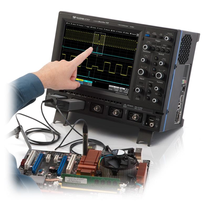 LeCroy WaveSurfer 10 Oscilloscope