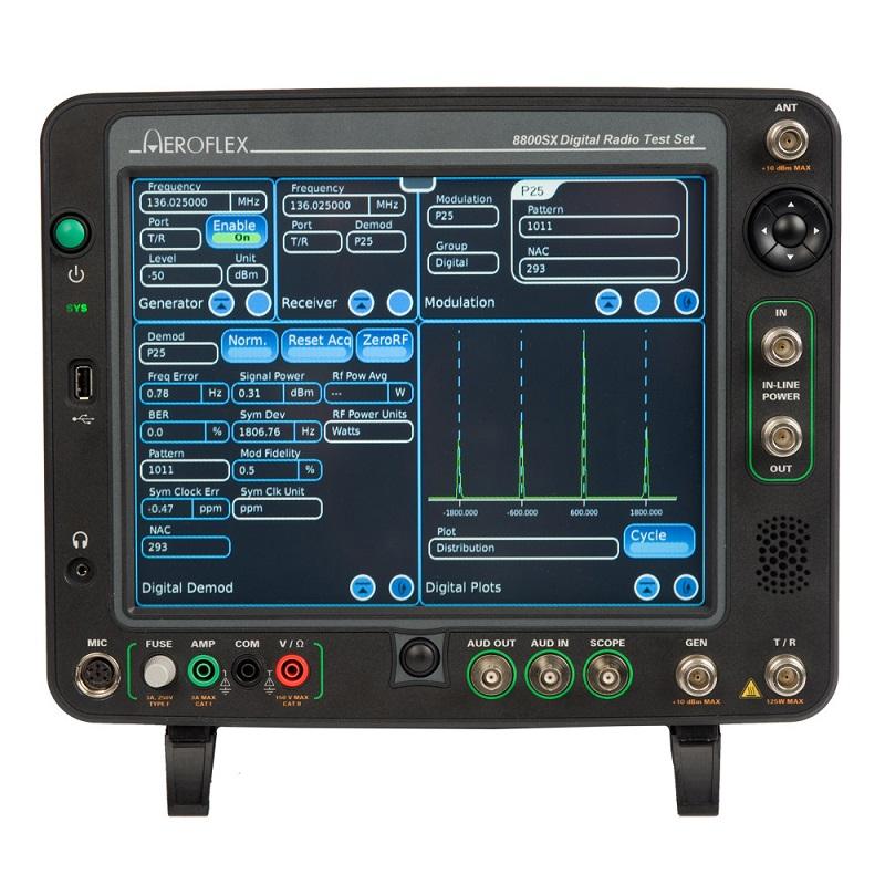 Комплект за тестване на цифрови радиостанции VIAVI Solutions/Aeroflex 8800SX