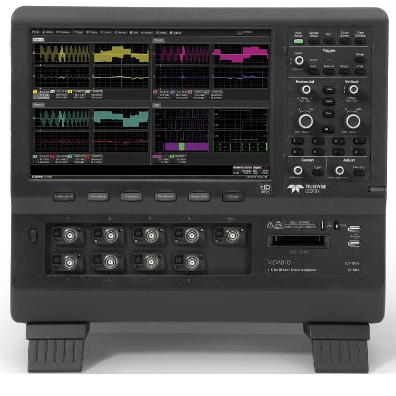 LeCroy MDA800 Motor Drive Analyzers