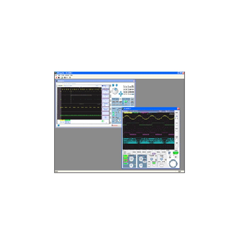 Yokogawa OSCILLOSCOPES APPLICATION SOFTWARE
