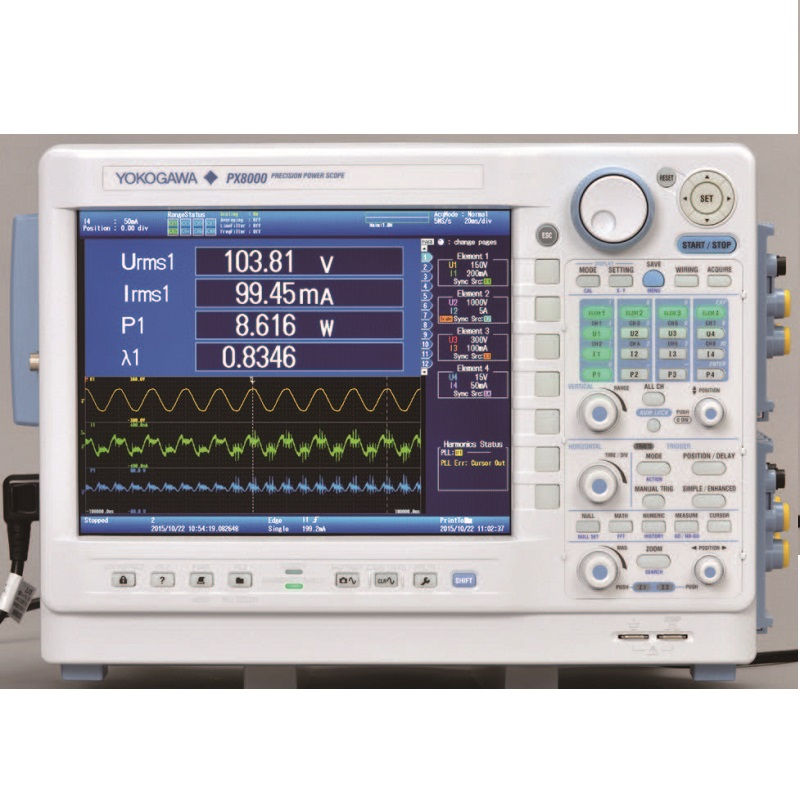 Yokogawa DIGITAL POWER ANALYZERS
