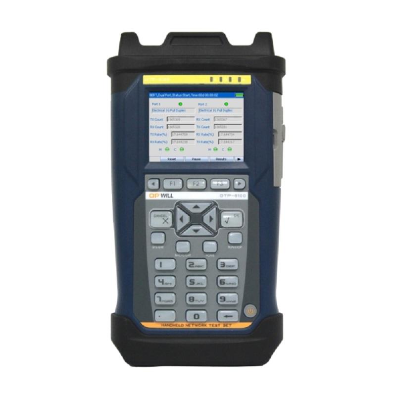 Ръчен тестов комплект за Ethernet-OPT6126