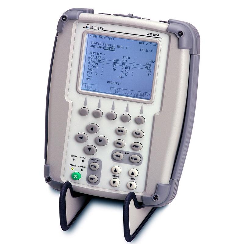 Комплект за тестване на VIAVI Solutions/Aeroflex IFR 6000 Flightline