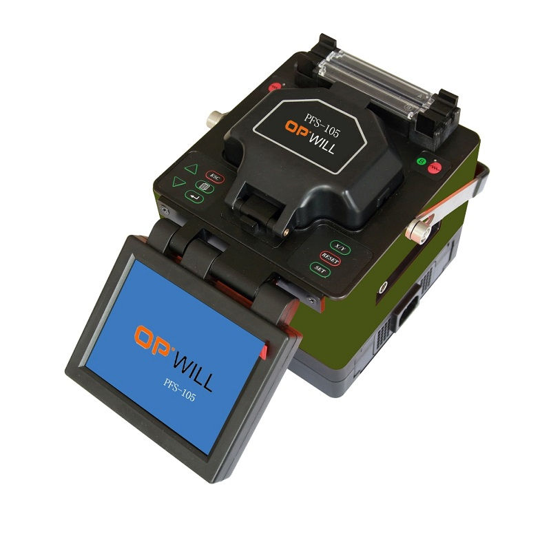 OPWILL Digital Single Fiber Fusion Splicer-OPWILL PFS-105