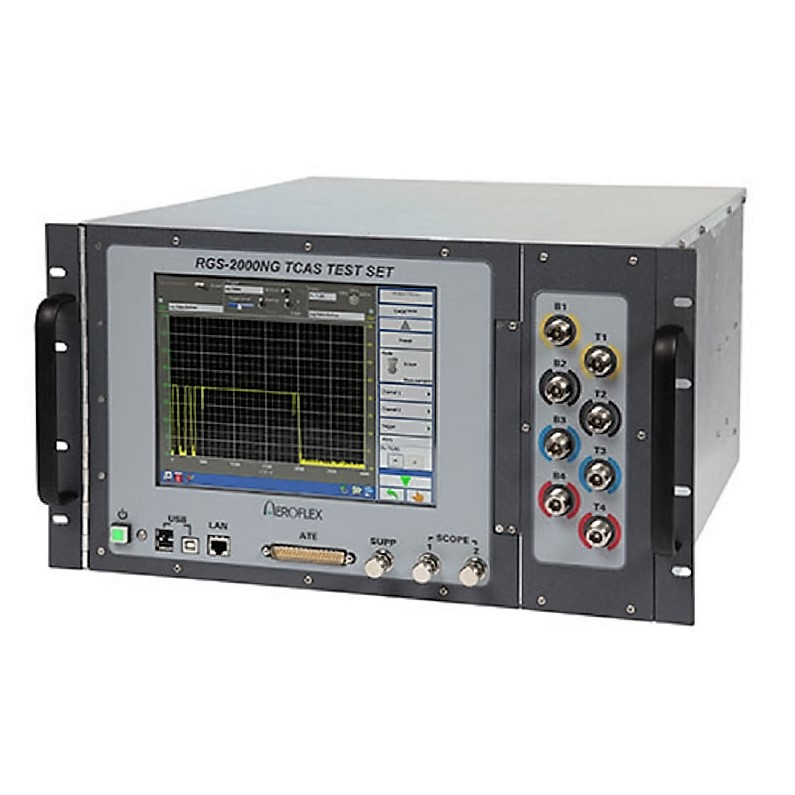 Комплект за изпитване TCAS на VIAVI Solutions/Aeroflex RGS-2000NG