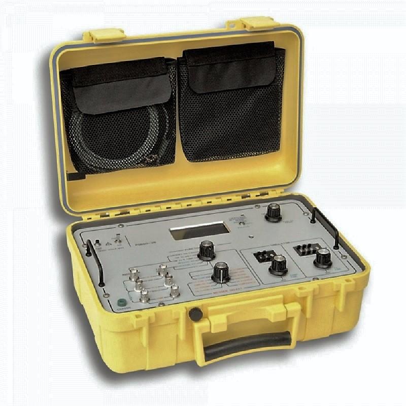 Комплект за изпитване на горивната мощност на VIAVI Solutions/Aeroflex PSD60-2R
