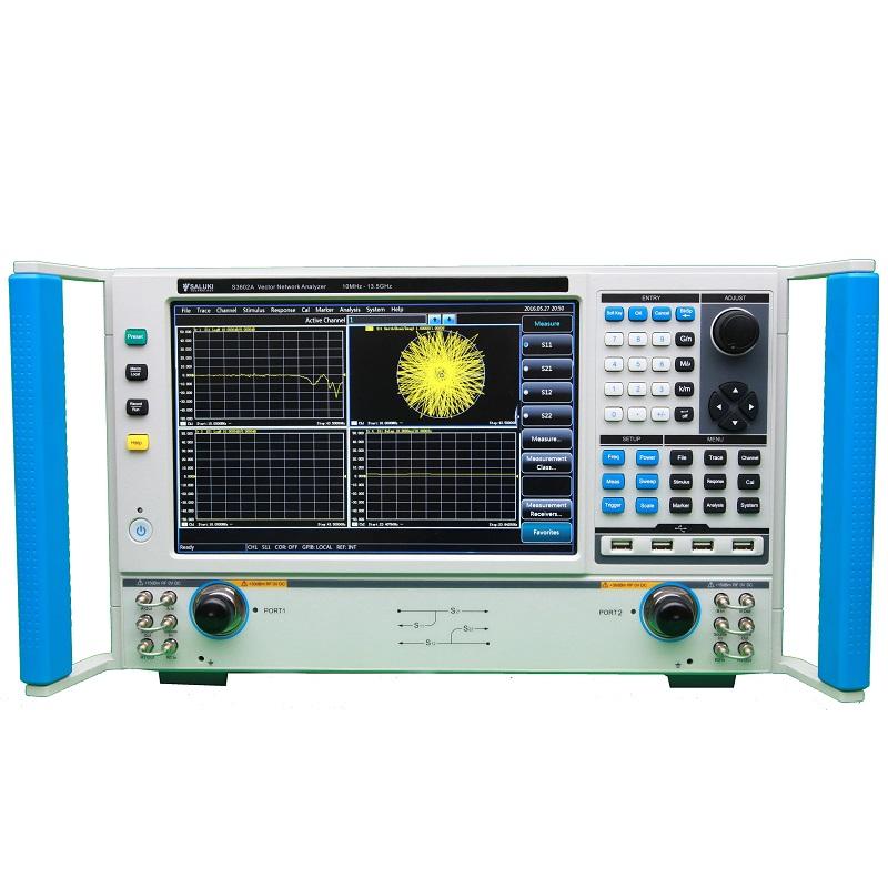 Network Analyzer Testing Radar Gun : Salukitech s a b vector network analyzer