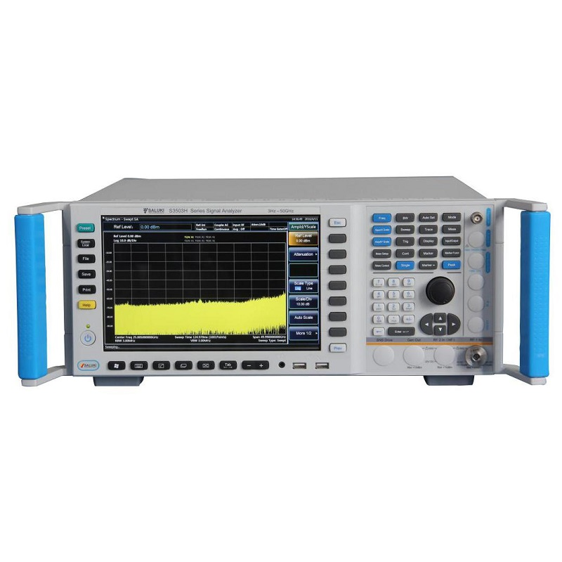 SalukiTech S3503 Series Spectrum / Signal Analyzer