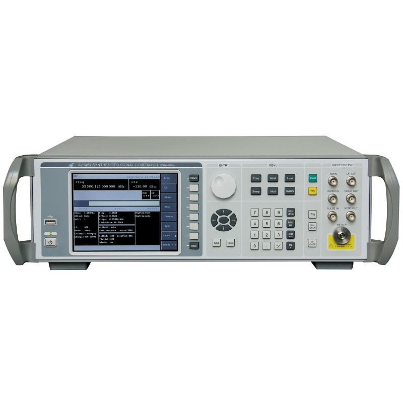 SalukiTech S1103 Series Synthesized Signal Generators