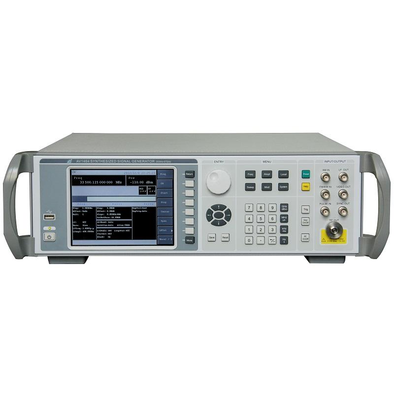 SalukiTech S1103 Series Synthesized Signal Generators