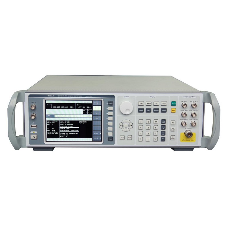 SalukiTech S1101A / B RF сигнален генератор