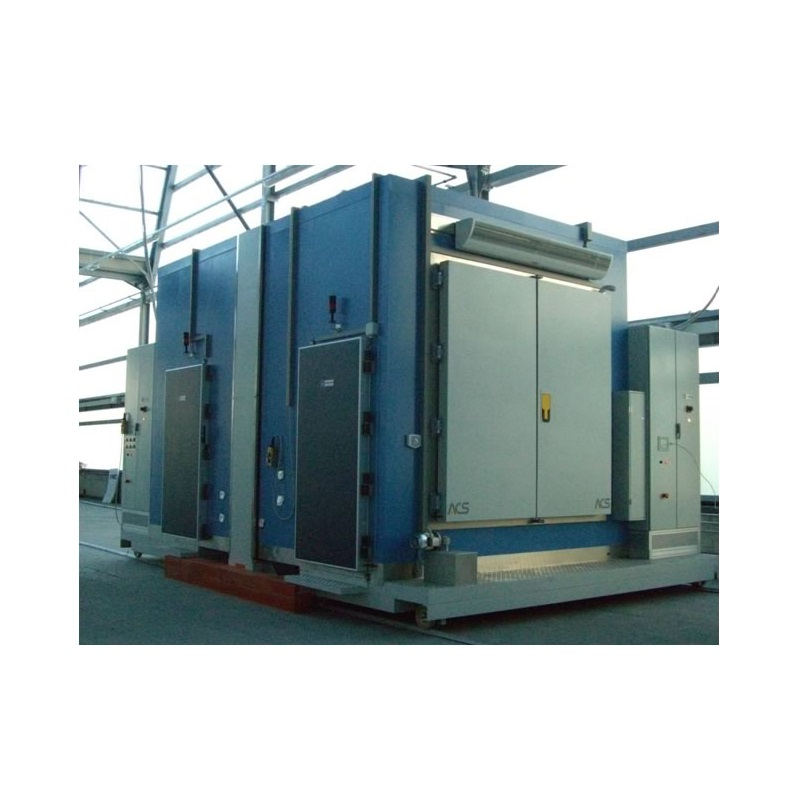 ACS Thermal Transmittance test chambers