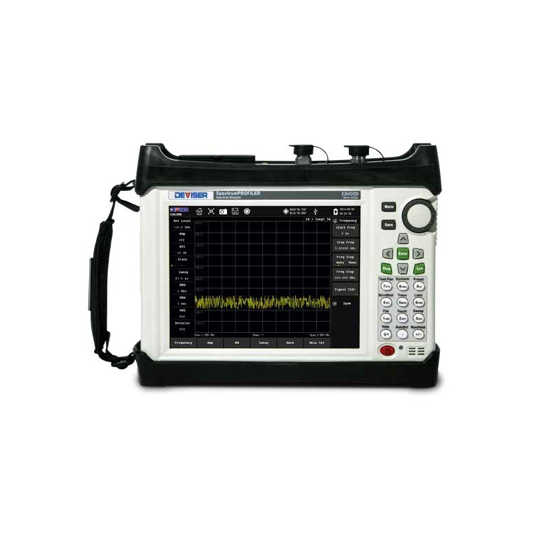 Deviser E8400B and E8600B Spectrum Analyzer
