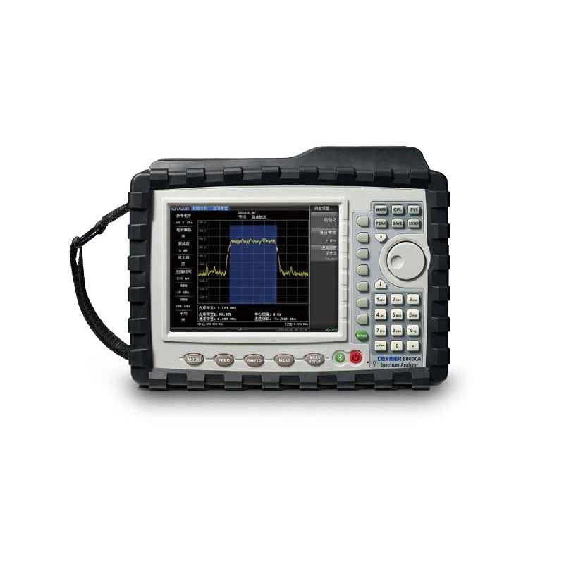 Deviser E8000A Spectrum Analyzer
