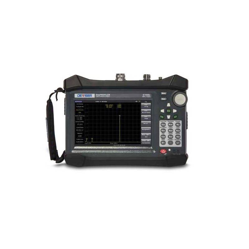 Deviser E7000B and E7100B Cable & Antenna Analyzer