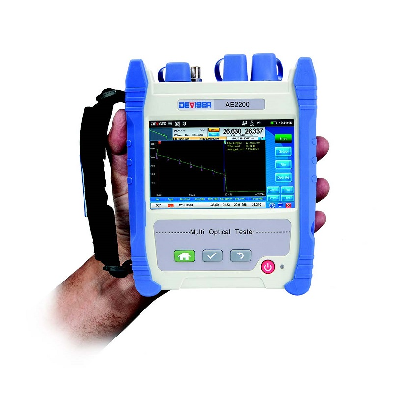 Deviser AE2200 FTTx Multi-Function Meter