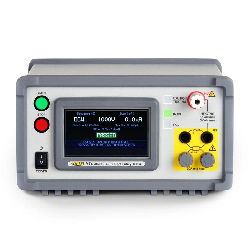 Vitrek V7X Series Hipot Testers