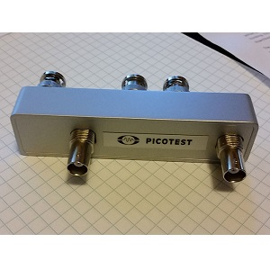 Picotest 2-Port Probe Adapter Panel for the E5061B