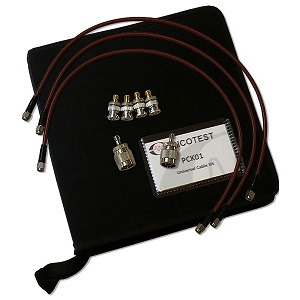 Picotest PCK01 High Performance Cable and Connector Kit
