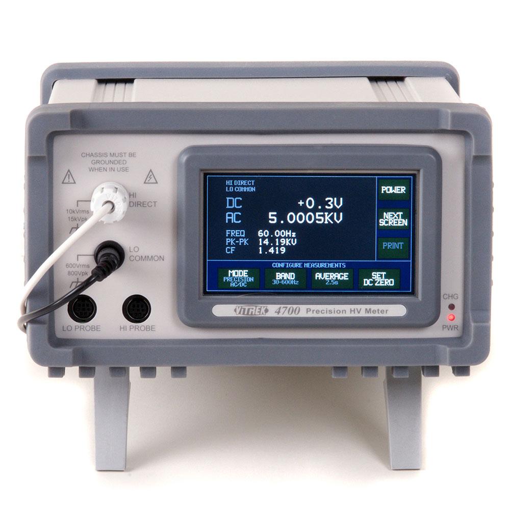 Vitrek 4700 Прецизен измервателен уред за високо напрежение
