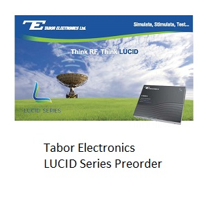 Tabor Electronics New LUCID Series