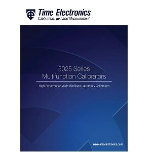 Многофункционални калибратори Time Electronics