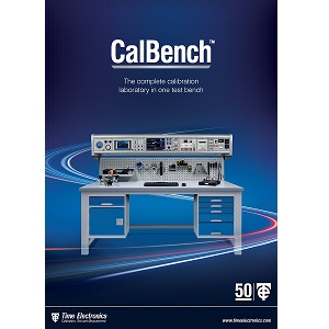 Time Electronics Calibration Benches