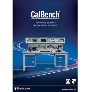 Time Electronics калибрационни стендове