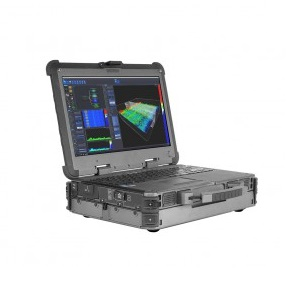 Aaronia Real-Time Outdoor Spectrum Analyzer Spectran XFR V5 PRO (9kHz (1Hz) - 20GHz, GPS)
