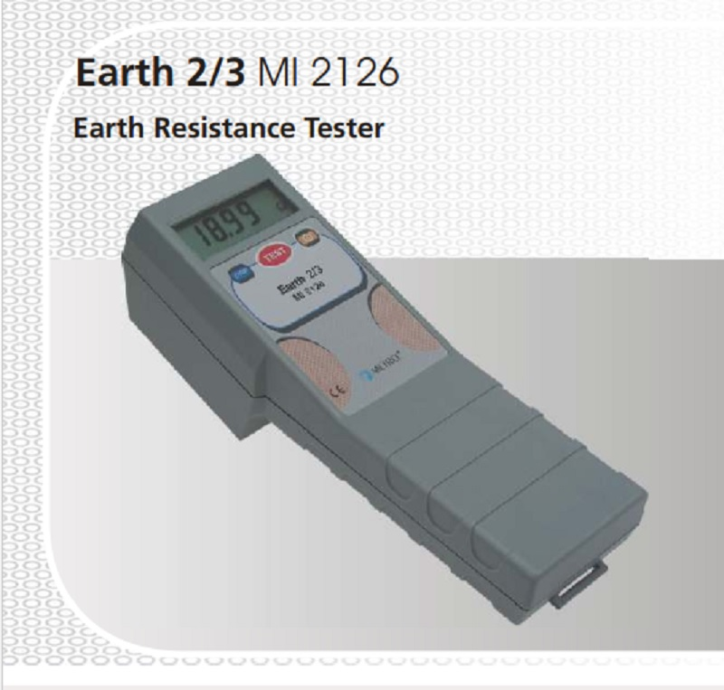 MI 2126 EARTH 2/3