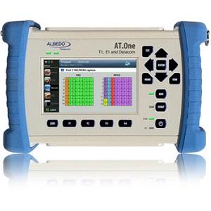 Albedo AT-One : T1/E1/Datacom
