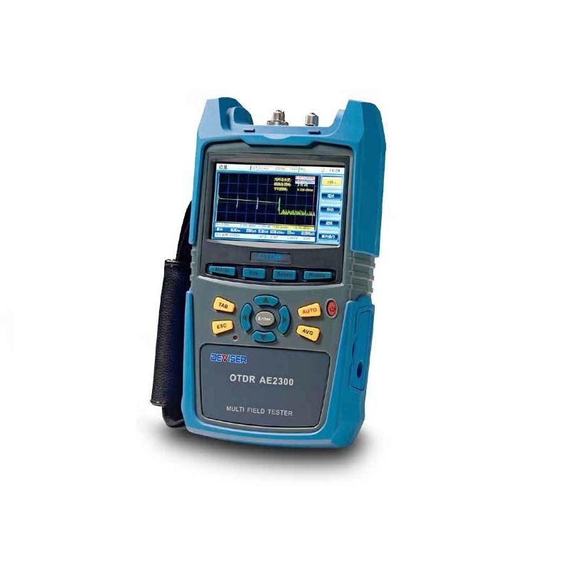 Deviser AE2300 Handheld OTDR