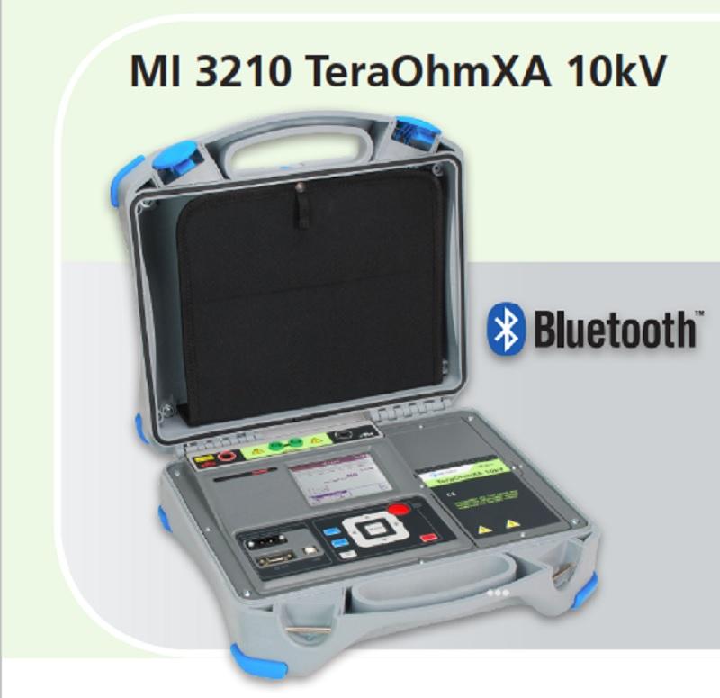 Metrel MI 3210 TERAOHMXA 10KV