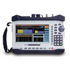 DS2831: Анализатор на цифров телевизионен спектър