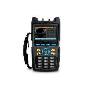 DS2500Q and DS2580C Digital TV QAM Analyzer