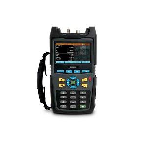 DS2500Q и DS2580C Цифров телевизионен QAM анализатор