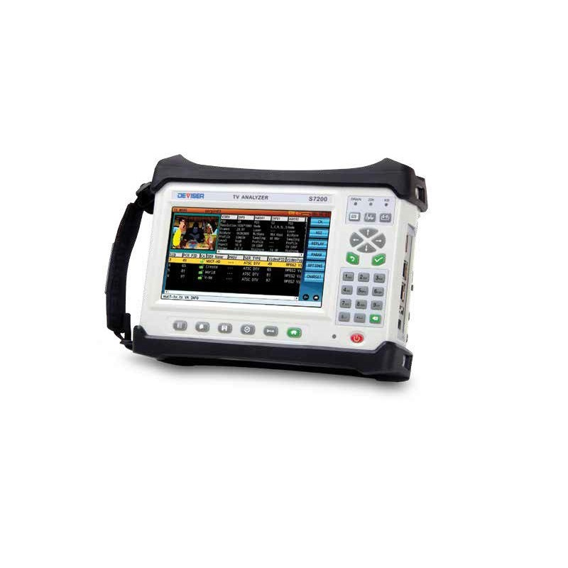 S7200 TV Analyzer