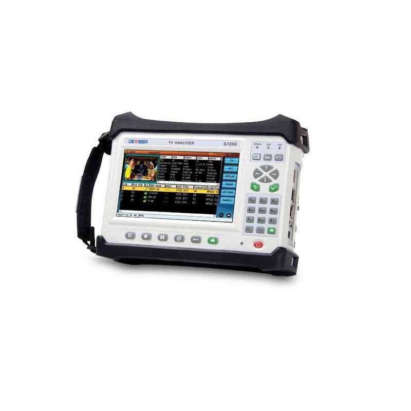 S7200 TV анализатор