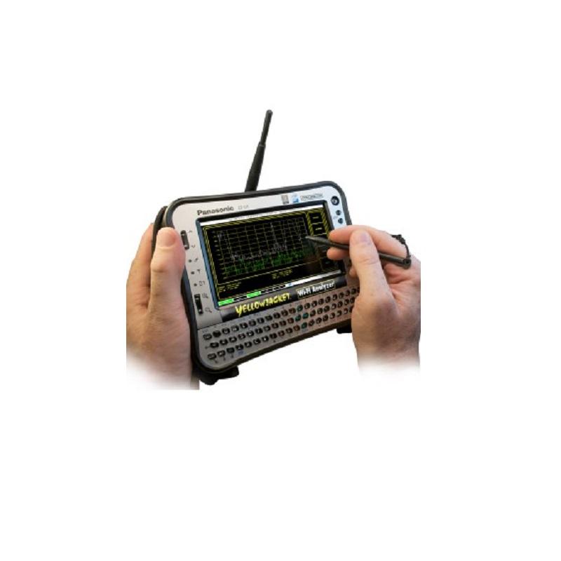 Wi-Fi анализатор Yellowjacket-TABLET