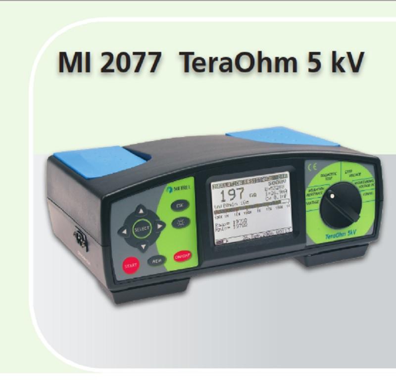 Metrel MI 2077 TERAOHM 5 KV