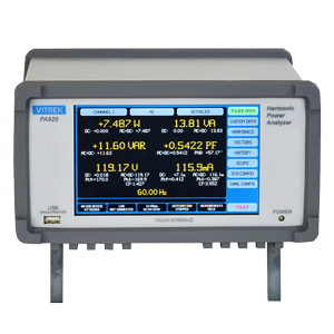 Vitrek PA920 Ultra-High Accuracy Power Analyzers