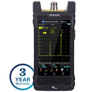 Bird Ръчен анализатор за кабели и антени SK-6000-TC