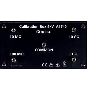 Metrel A 1740 Calibration box 5 kV