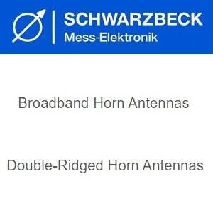 Schwarzbeck Двустранни рогови антени